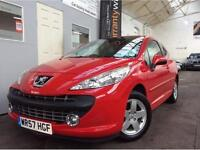 Peugeot 207 1.4 VTi Sport 3dr STUNNING + 1 OWNER FROM NEW +