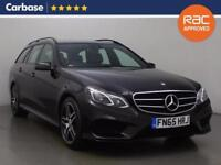 2015 MERCEDES BENZ E CLASS E220 BlueTEC AMG Night Ed Prem+ 5dr 7G Tronic Estate