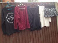 Size 16 fashion clothes Bundle £10 the lot