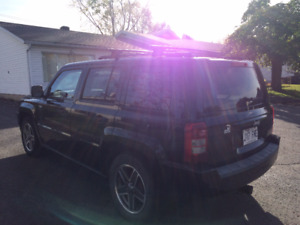 2008 Jeep Patriot VUS négociable
