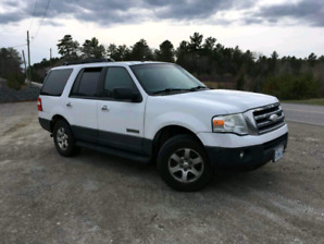 2007 Ford Expedition XLT $7,460 or B.0