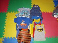 Vêtements d'été pour garçon 2 ans