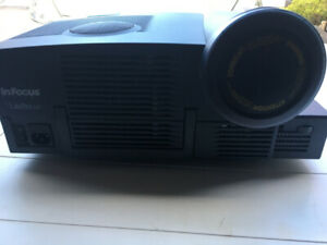 In Focus projector for sale