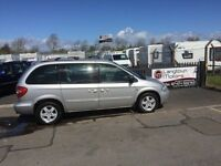 Chrysler voyager 2008 diesel auto full years mot