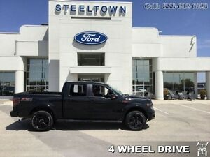 2014 Ford F-150 FX4 LUXURY APPERANCE PCK.   - Certified - $259.8