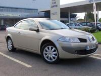 2006 Renault Megane 1.6 VVT Dynamique 2dr