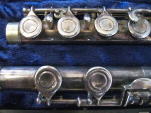 Artley Flute & Case