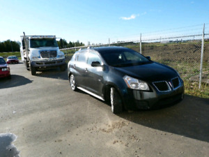 2009 Pontiac Vibe Sport (Toyota Engine from factory)