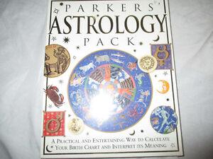 Astrology pack brand new unopened Kitchener / Waterloo Kitchener Area image 1