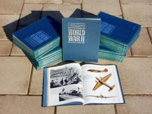 FOR SALE - Marshall Cavendish Illustrated Encyclopedia Of WWII