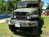 Ultimate off road vehicle up for grabs - M135 Deuce