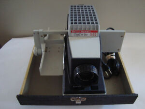 Bell & Howell Project or View 500