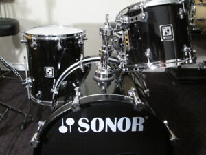 Sonor S Class Maple Drum Kit. Made in Germany. Mint Condition.