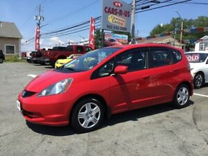 2014 Honda Fit LX      FREE 1 YEAR PREMIUM WARRANTY INCLUDED!