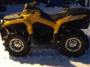 LOW KM Can-Am 1000 Outlander
