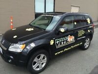 "Pet To Vets ""Your Pet Transportation Solution"""