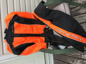 Harley Davidson rain suit