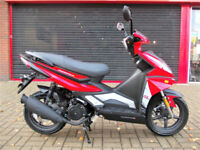 MOTORINI SXi 125 BRAND NEW SCOOTER 2 YEAR WARRANTY FINANCE OFFICIAL DEALER