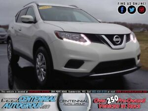 Nissan Rogue S | 2.5L | i4-Cyl | Bluetooth | Cruise Control 2014