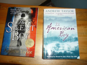 Books by Andrew Taylor