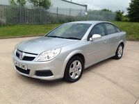 2007 (57) Vauxhall Vectra 1.8 i VVT Exclusiv 5dr inc Tow bar, Clean and Tidy, MOT 1st august 2016