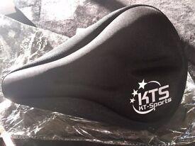 *NEW* Gel bike seat cover