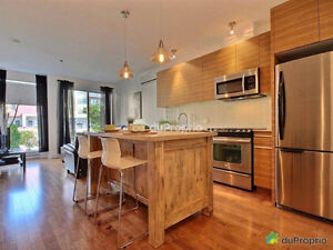 Condo 31/2 Lachine with Pool and Gym