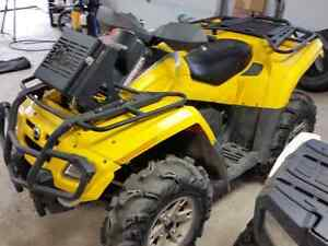 2007 Can Am 650 HO