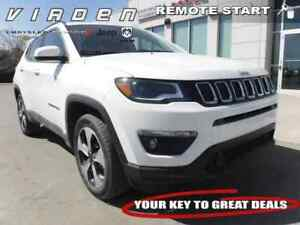 2018 Jeep Compass North 4x4 **BLUETOOTH!! DEMO!!**