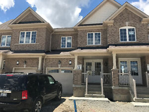 Brand New Townhouse Available for Renting - Immediately