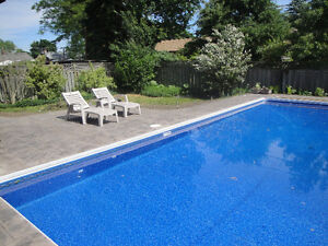 Utilities Included - with inground salt water pool
