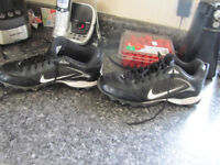 Nike Football Cleats Men's Size 8.5 or Ladies 10