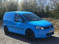 2011 Volkswagen Caddy 1.6 TDI 75PS + Van ++ NO VAT ++ AIRCON - 4 BRAND NEW TYRES
