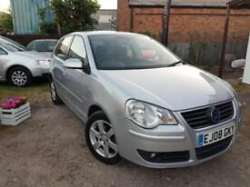 2008 Volkswagen Polo 1.4 *Automatic*Excellent Condition*