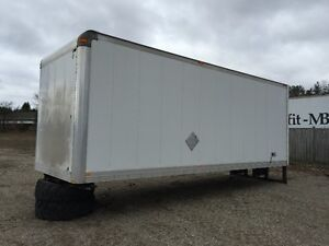 2006 24 FOOT VAN BODY FOR ONLY $3495 London Ontario image 1