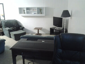 *****Furnished Basement Bedroom/Livingroom*****