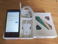 Nexus 5x, Unlocked, 16gb, black colour, immaculate condition