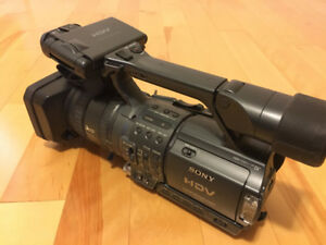 Sony-HDR-FX1-Camcorder