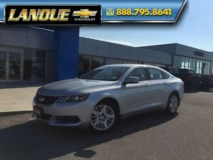 2014 Chevrolet Impala 1LS  LS. BEAUTIFUL. LOCAL TRADE. BLUETOOTH