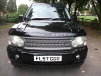 Land Rover Range Rover 3.6TD V8 auto FACE LIFT MODEL+TOP OF THE RANGE SPEC