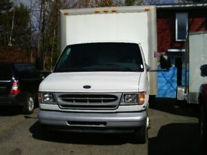 cube e450 2002 7.3l diesel