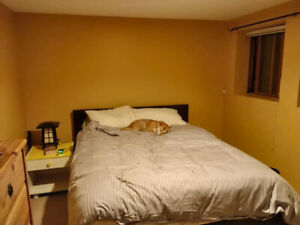 Short Term Sublet Room in large suite in Kitsilano