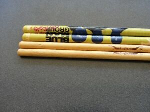 Assorted Drum Sticks