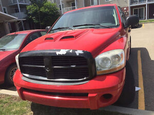 2006 Dodge Power Ram 1500 Sport Pickup Truck motivated to sell
