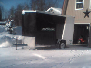 Cargo trailer for sale