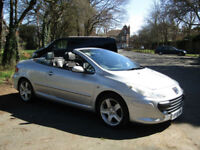 Peugeot 307 CC 2.0HDi SE***CONVERTIBLE***Low Mileage***Summer Is Coming!***