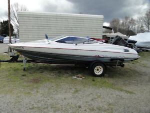 Bayliner CAPRI-17ft Boat, Mercury 115HP Motor, Trailer $5,500