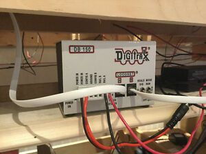 Digitrax DB 150 Command Station/Booster for HO Model Trains