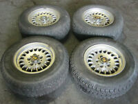 mag oem for bmw with winter tires 215/70/14