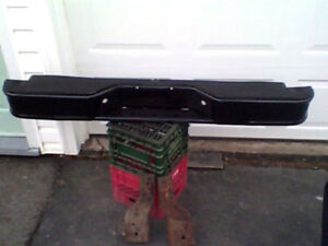 """GM REAR TRUCK BUMPER """